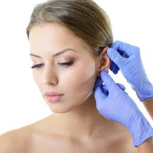 Chirurgie esthétique de l'oreille