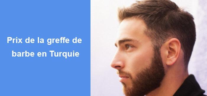 Prix de la greffe de barbe en Turquie