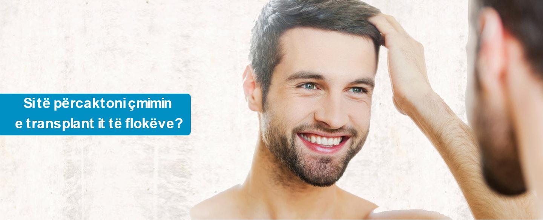 Si të përcaktoni çmimin e transplant it të flokëve?
