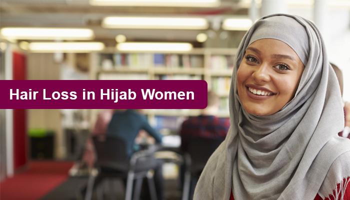 Hair Loss in Hijab Women